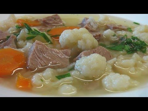 Цветная капуста суп рецепты приготовления
