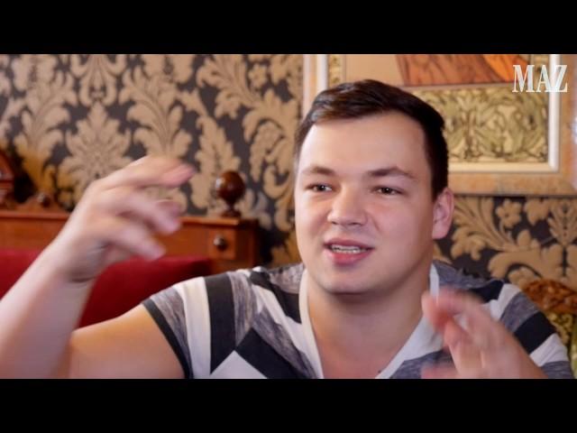 """Warum """"Voice""""-Star Georg Stengel Berlin nicht mag"""
