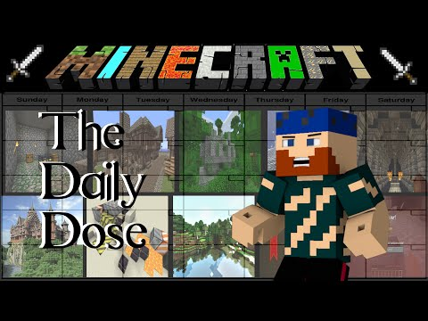 The Daily Dose: Crash Landings Day 1 | Cobble Generator | Modded Minecraft Quest