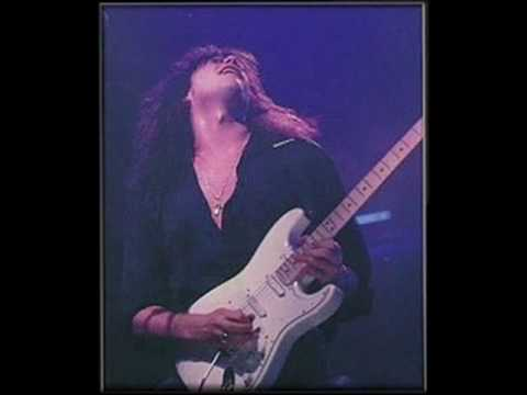 John Norum - Guitar Solo Intro + Boyazont and Aphasia ( Live in Stockholm , Sweden 1988 )