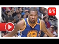 Kevin Durant Full Highlights Vs Clippers 2017 02 02 26 Pts 10 Ast 8 Reb BEAST mp3
