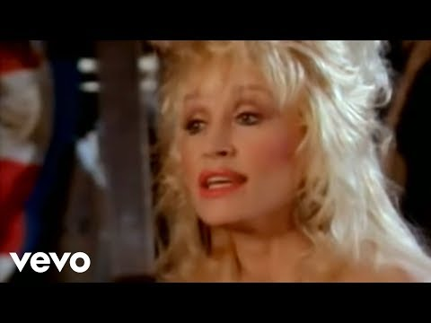 Dolly Parton;Ricky Van Shelton - Rockin' Years Video