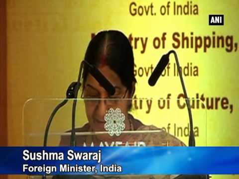 Maritime security important for India's bilateral ties, says EAM