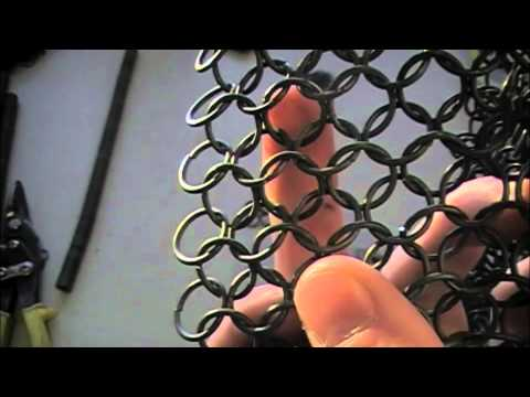 How to Make Simple Chainmail