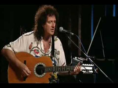 Brian May of Queen - '39 (Solo Acoustic Performance) 2006