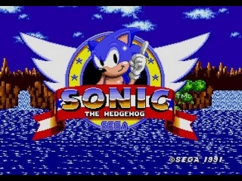 Sonic The Hedgehog (sega Genesis) - Part 1 video