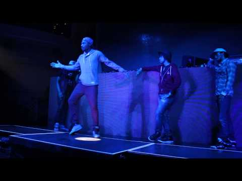 NONSTOP and DRAGON HOUSE Live Performance in San Francisco | DUBSTEP