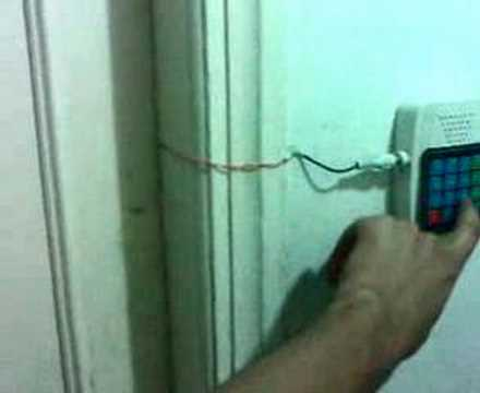 acces control system for (Electronic door lock with PIN) (2)