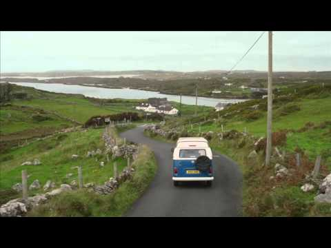 Tourism Ireland ads for Wild Atlantic way on USA cable TV December 2013