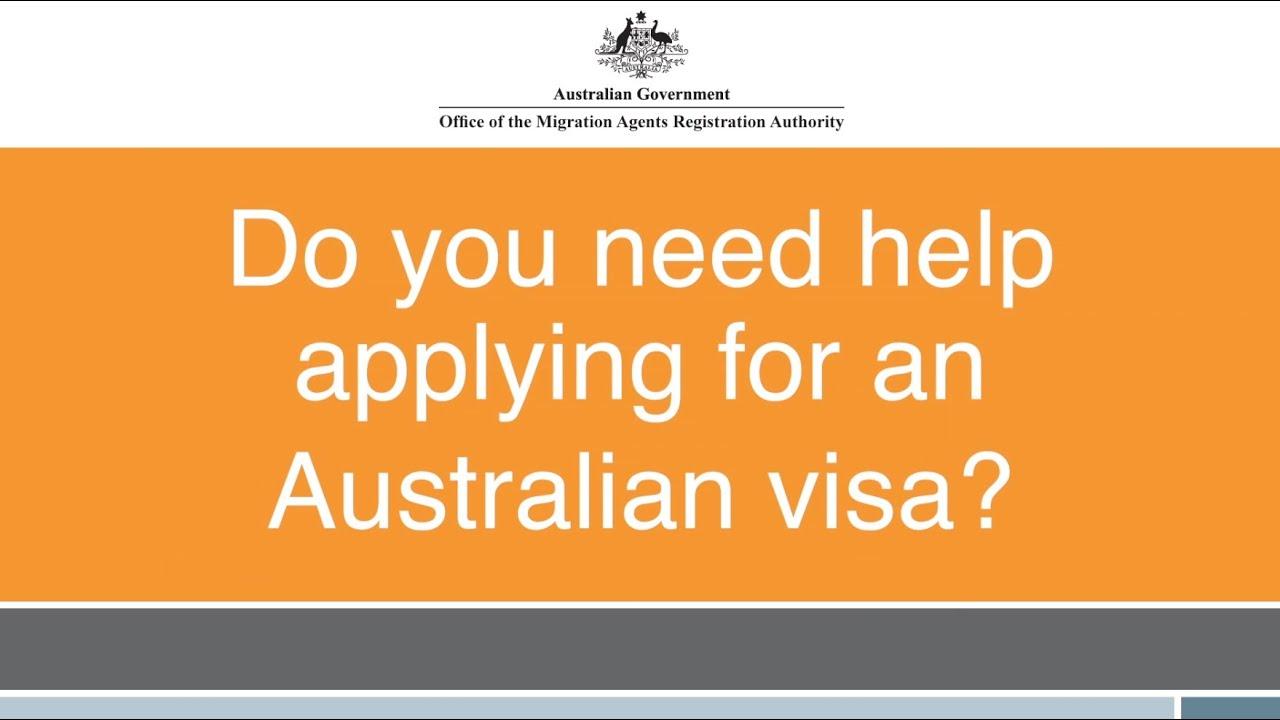 For An Australian Visa?