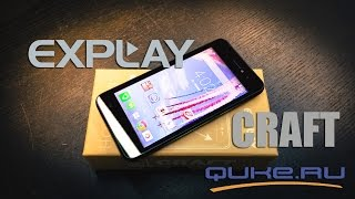 Explay Craft обзор