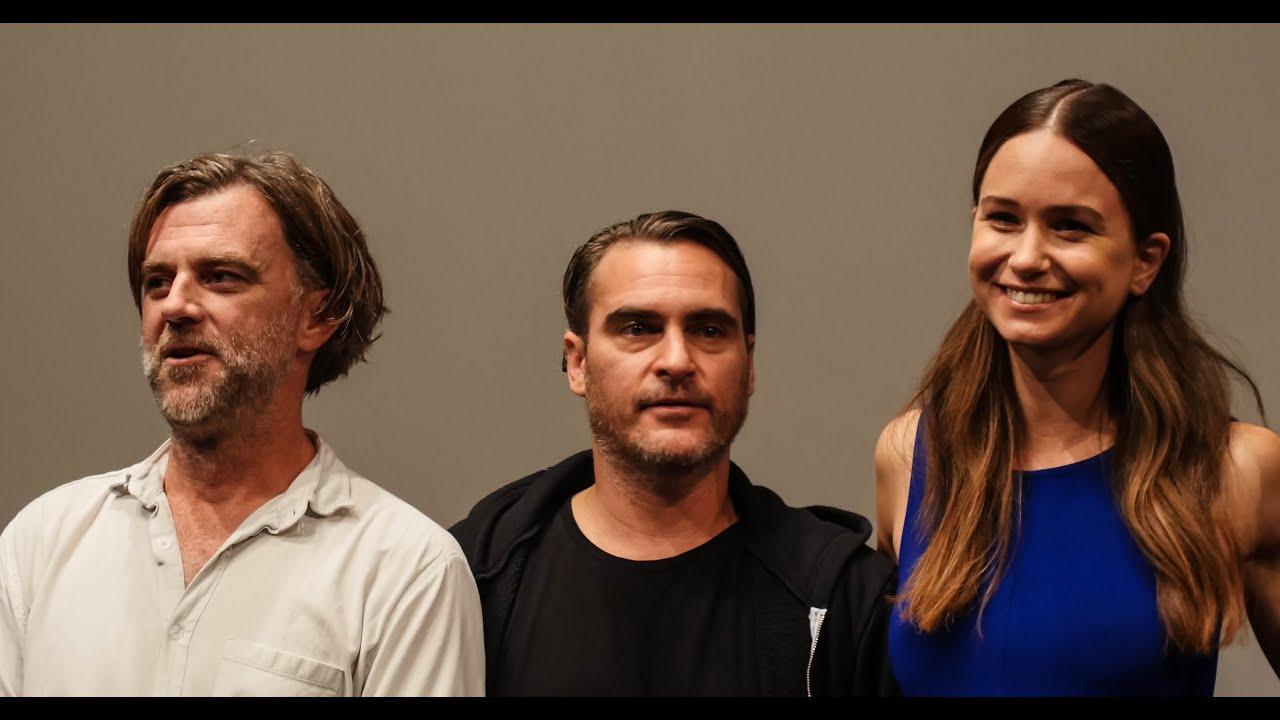 NYFF52 Inherent Vice Press Conference Paul Thomas