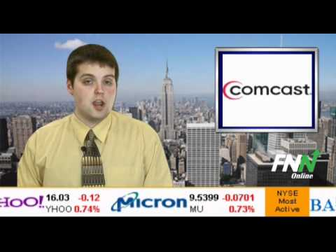 Citigroup Adjusted Its 2011, 2012 EPS Estimates For Comcast