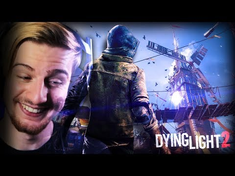DYING LIGHT 2 ANNOUNCED?! OH YES! || Dying Light 2 (Trailer/ Gameplay Reaction)