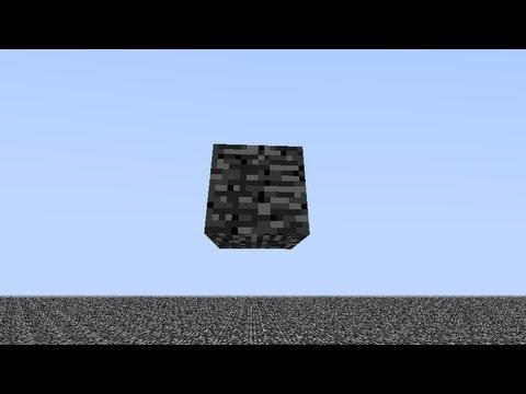 Ciencia en Minecraft. ¿Se puede romper Bedrock?