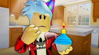 Alone On His Birthday: A Sad Roblox Movie