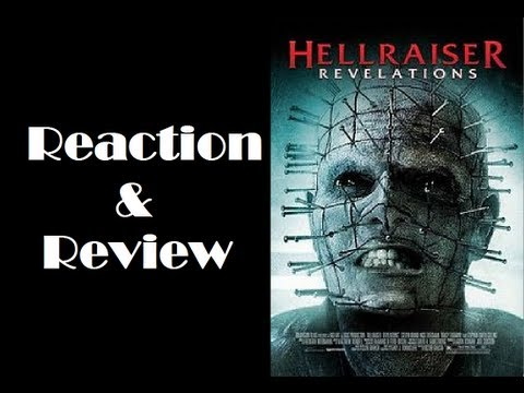 hellraiser: Revelations Reaction & Review video