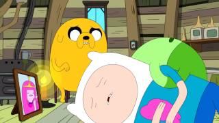 Watch Adventure Time All Gummed Up Inside video