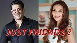 Friends Means FRIENDS & NOT LOVE Says Iulia Vântur On Salman Khan   Bollywood News