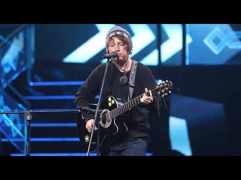 Llegó para imitar a Ed Sheeran y esto le dijo el jurado de Yo Soy