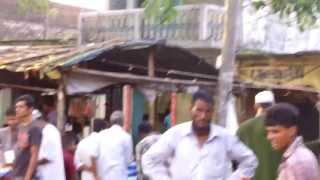 Bhover bazar quick tour Jagannathpur Sunamgonj Bangladesh 2013