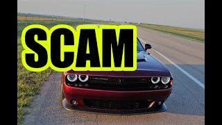 Car Warranty Scam Phone Call, Angry Scammer Threatens Me!