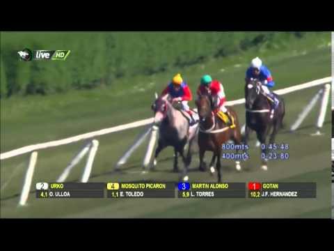 Vidéo de la course PMU PREMIO JORGE YAPUR N.S.
