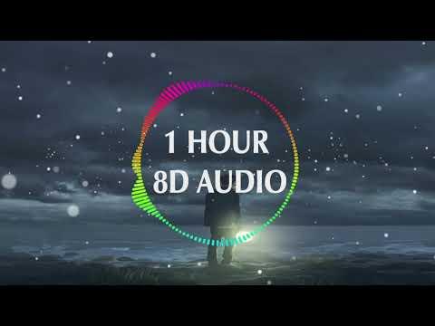 (1 HOUR) Kodaline - All I Want (8D Music) 🎧