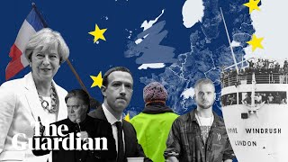 2018 in 100 seconds: how the Guardian's global coverage changed the story