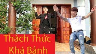 DPC    Thách Thức Khá Bảnh Quẩy Nát Nhà Văn Thật