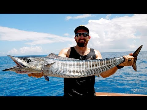 Deep Sea Fishing with Dude Perfect