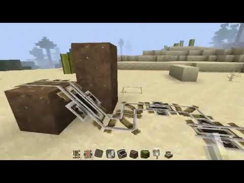 阿神的minecraft教室 『火焰方塊!』