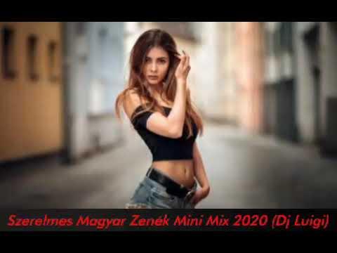 Szerelmes Magyar Zenék Mini Mix 2020 (Dj Luigi)