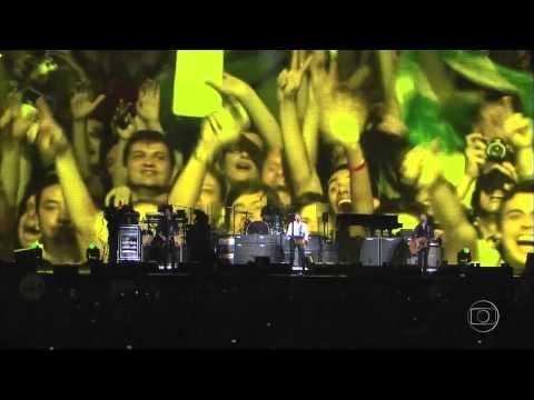 Paul McCartney in Brazil 2010 Live