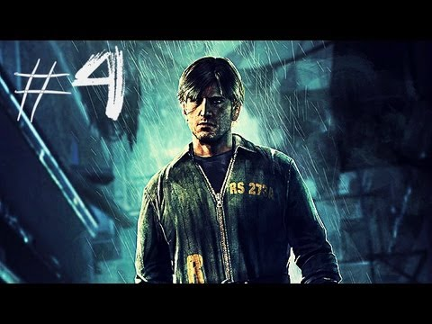 Silent Hill Downpour - Gameplay Walkthrough - Part 4 - Safe Puzzle (Xbox 360/PS3) [HD]