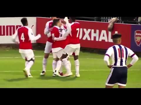 Jack Wilshere goal for U21s Arsenal 2015-2016
