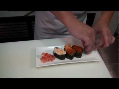Гункан-суши / Гункан-суші