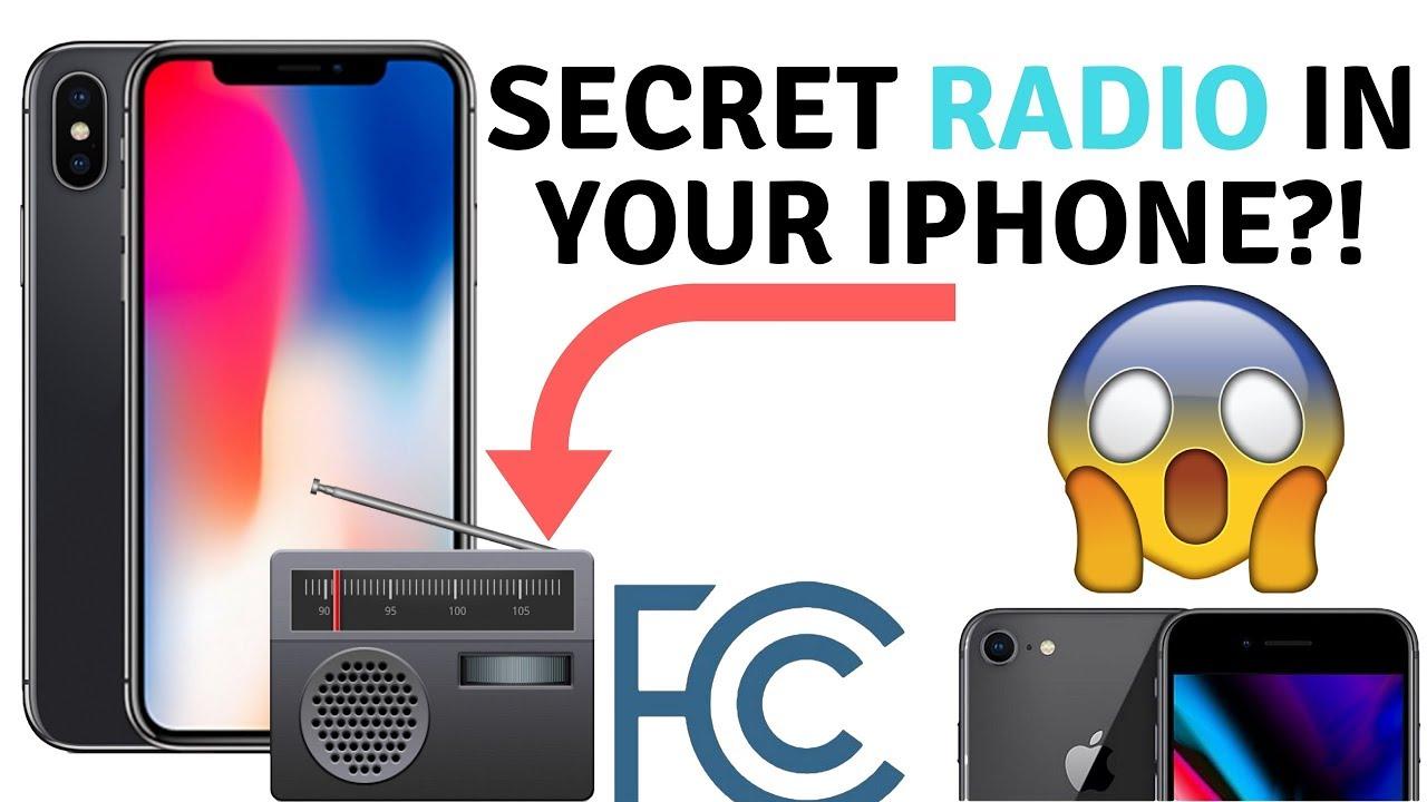 Как сделать радио на айфон 66