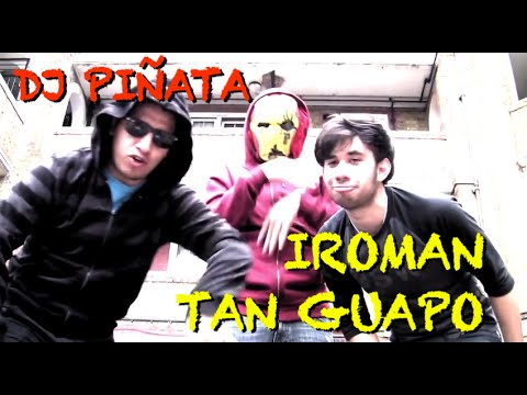 DJ PIÑATA - IRON MAN