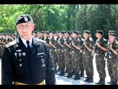 В Керчи 250 молодых солдат принимали присягу