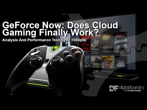 Hands-On With GeForce Now: Does Cloud Gaming Finally Work?