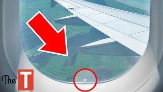 10 Secrets Flight Attendants Don