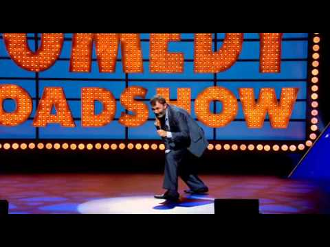 Tommy Tiernan - Comedy Roadshow