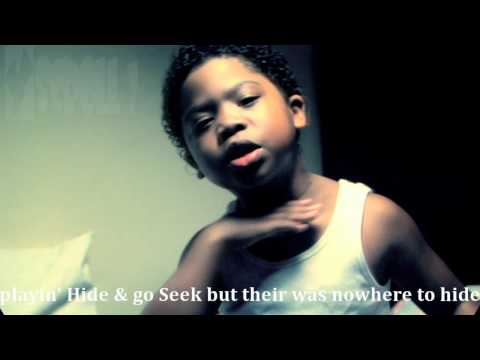 """Lil P-Nut """"Bad Dream"""" (Official Video) LYRICS ON SCREEN Ft. Scooby"""
