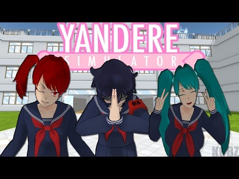 yandere simulator game how to play