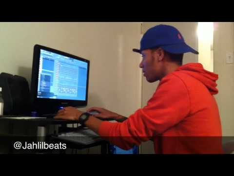 Jahlil Beats Making A Banger