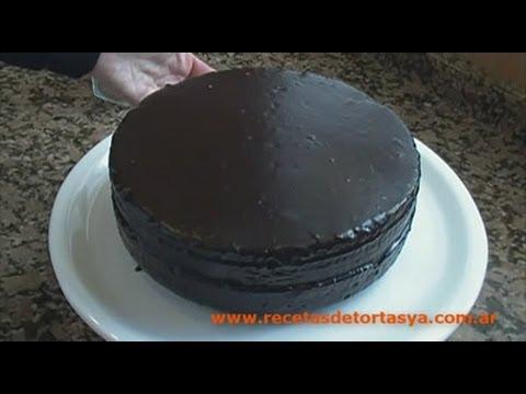 Glaseado de Chocolate Cobertura - Recetas de Tortas YA!