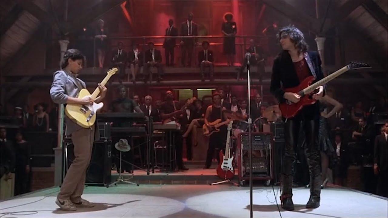 Crossroads movie guitar duel