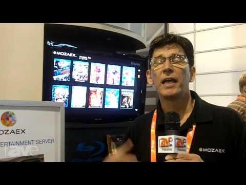 CEDIA 2013: Mozaex Explains the Custom IMAX Video Server