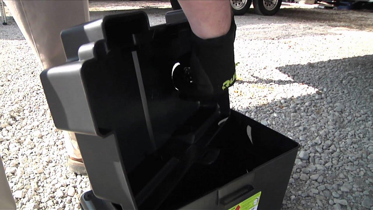 Battery Box Vent Kit